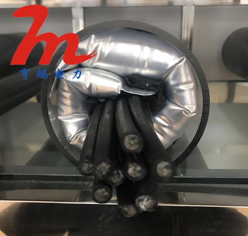 充气膨胀式电缆管道密封封堵装置防水防火防鼠蚁泥沙