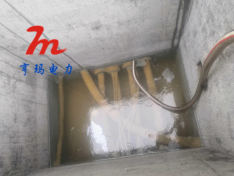 """雨水高发季,杭州亨玛帮你解决电缆井""""看海""""困境!"""
