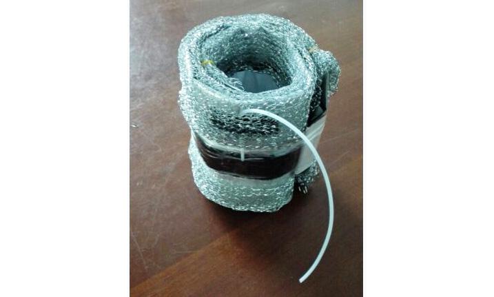 充气式电缆管道防鼠蚁装置