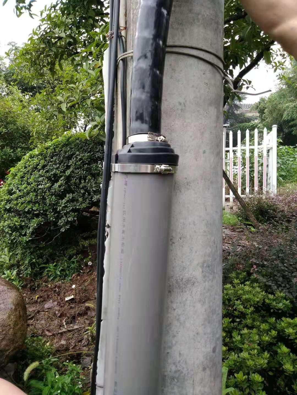 新型引线管封堵器